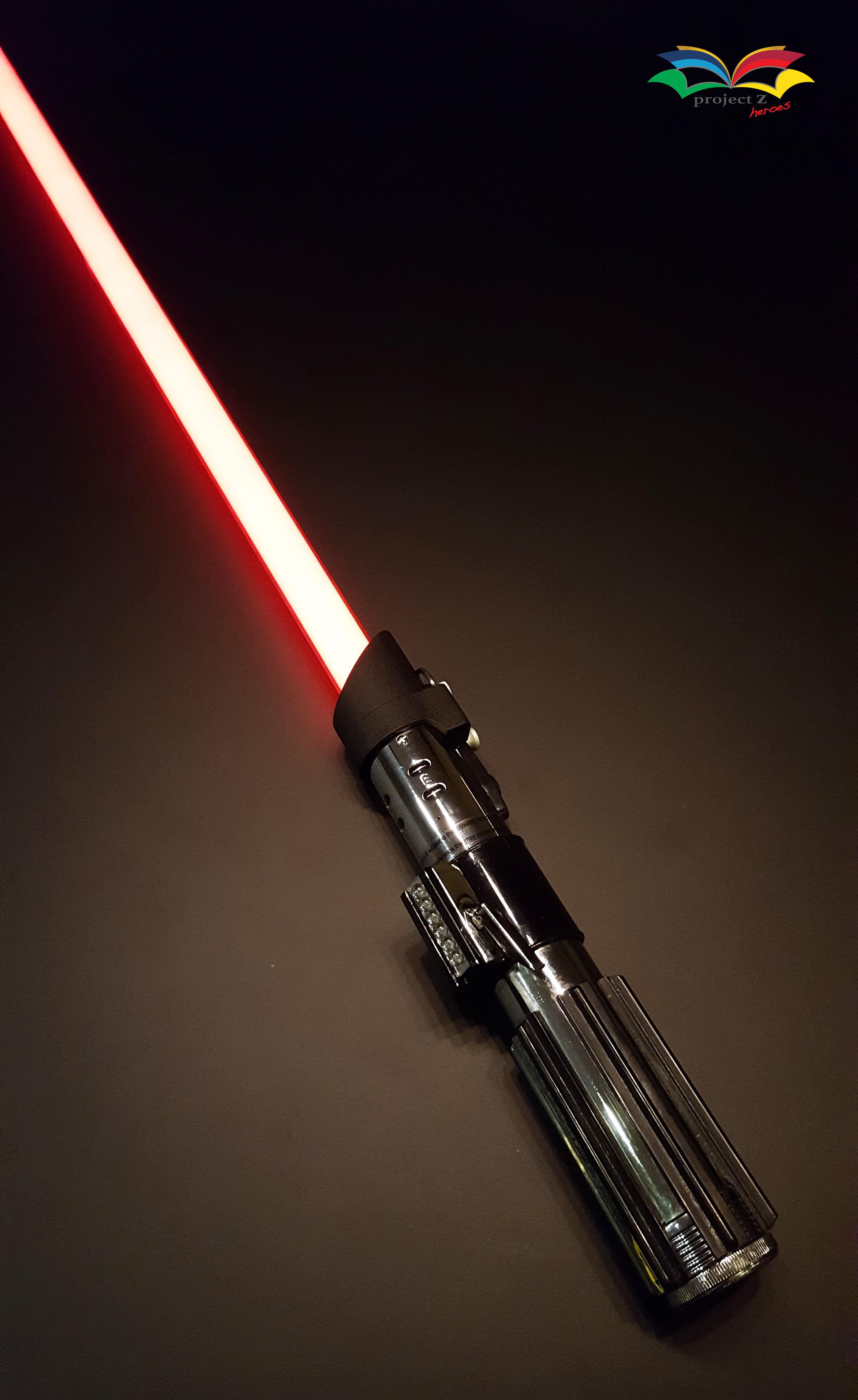 Darth Vader costume lightsaber