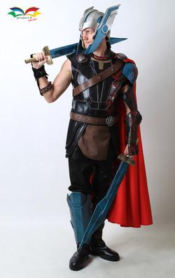 Thor Ragnarok costume fullbody with helmet