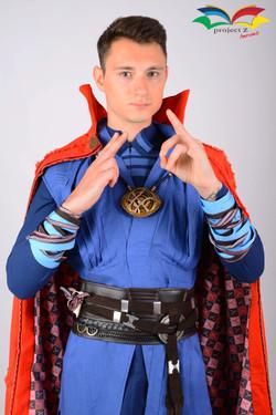Dr Strange costume 3