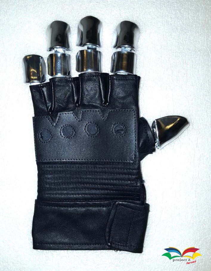 Winter Soldier Fingers
