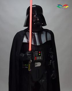 Darth Vader costume lights