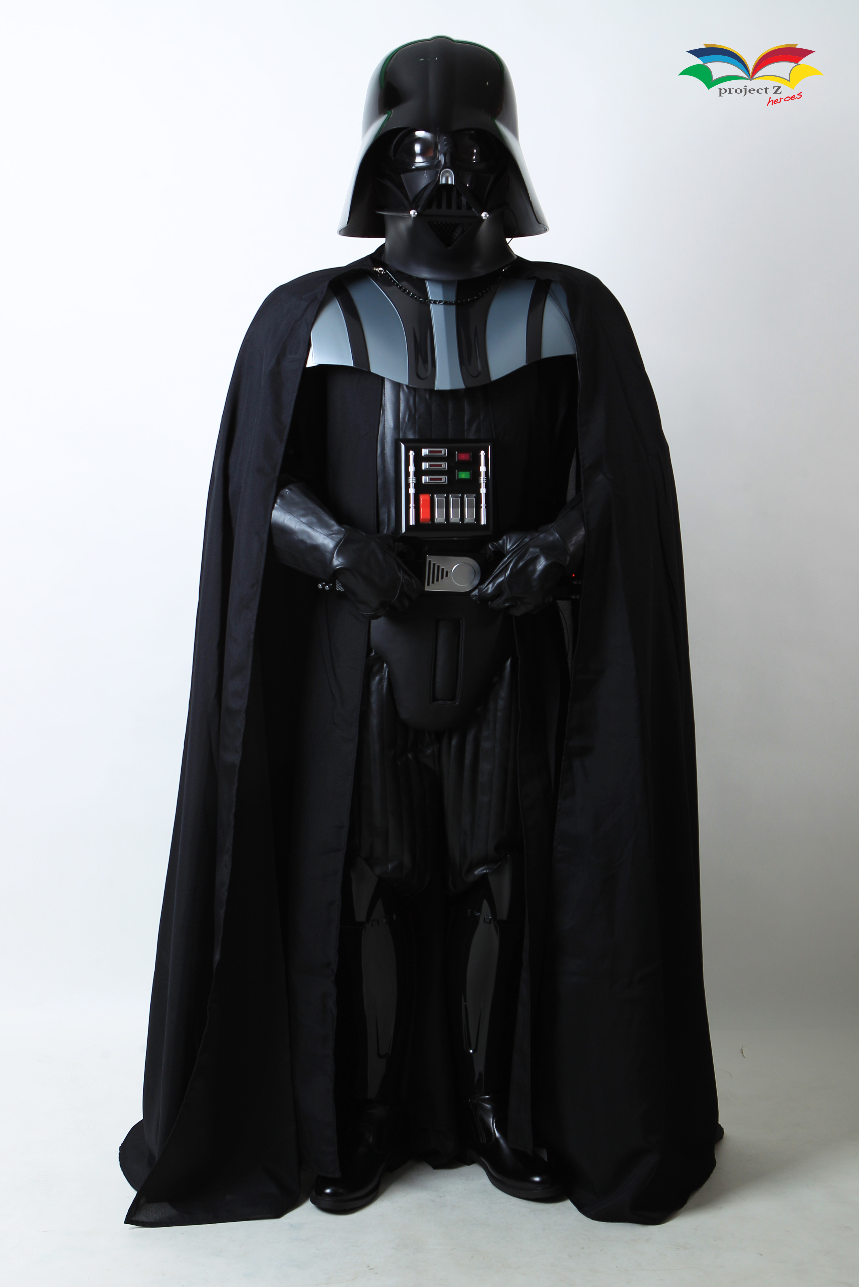 Darth Vader costume full front