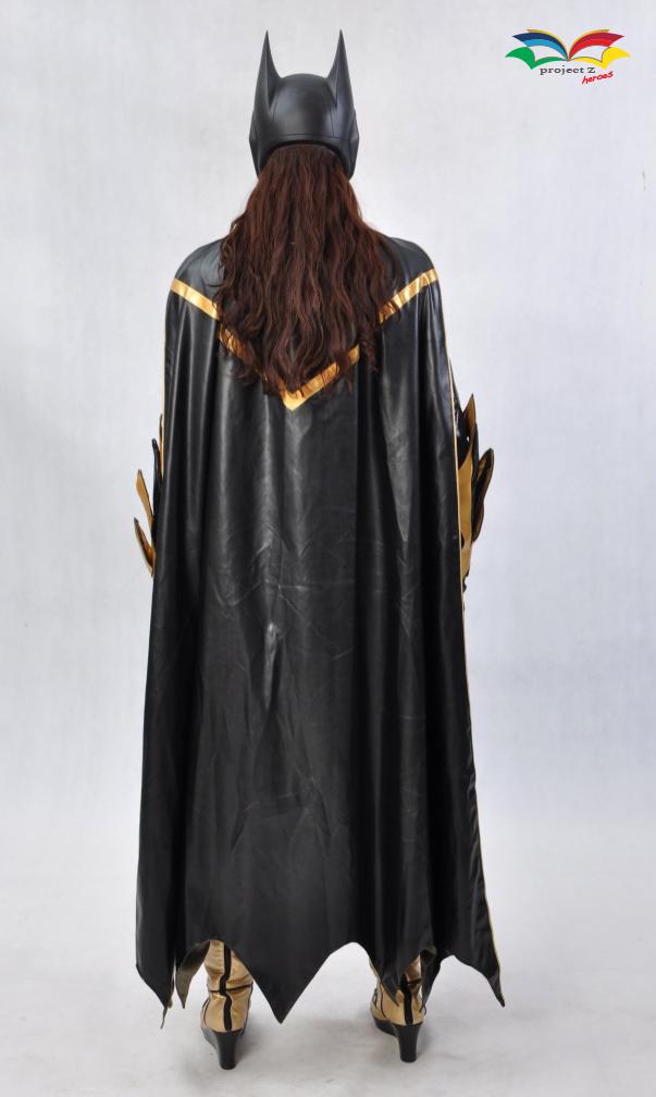 Batgirl costume full back