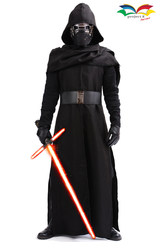 Kylo Ren costume fullbody front
