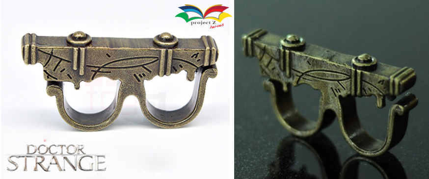 Dr Strange costume sling ring