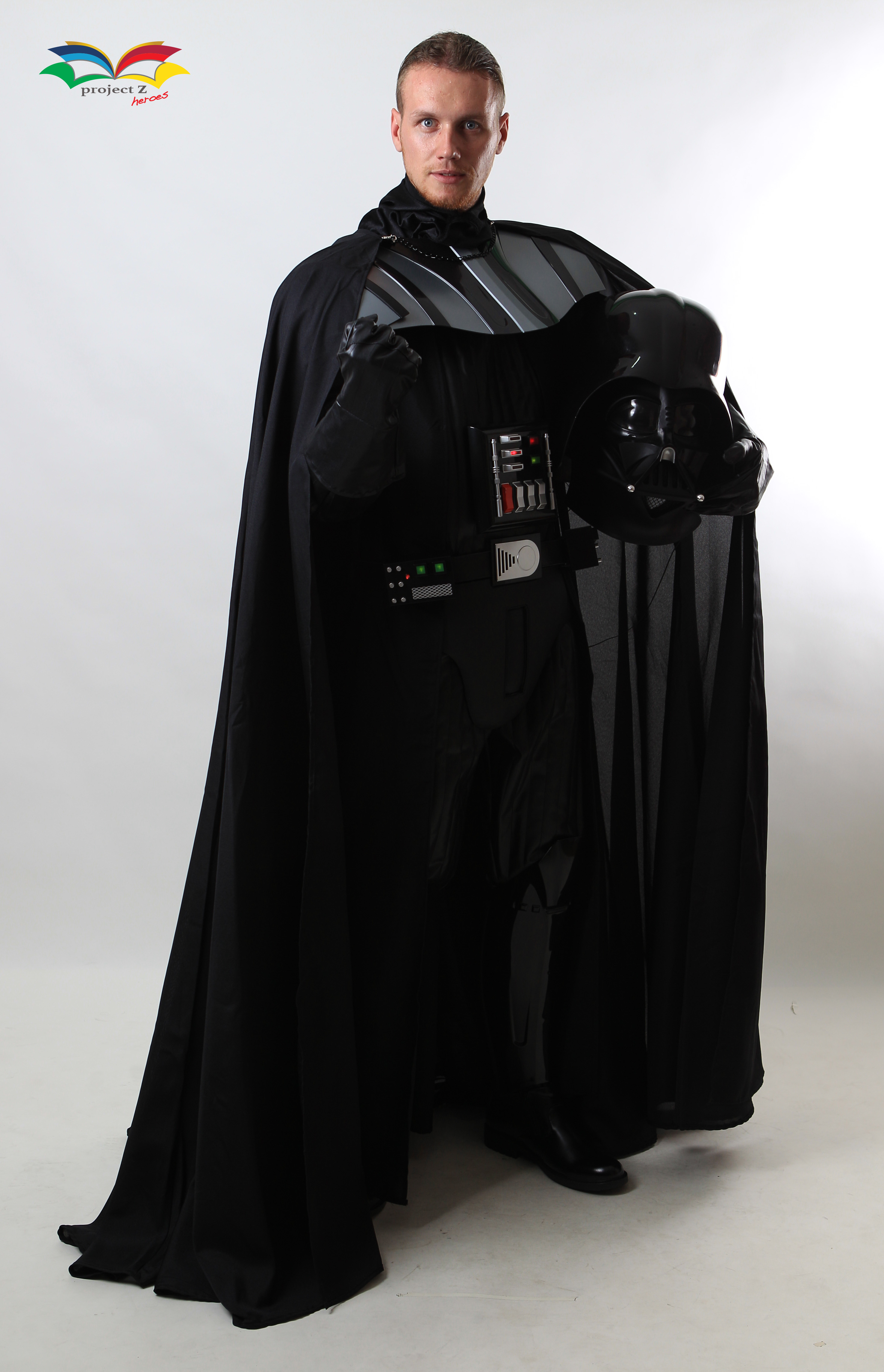 Darth Vader costume without hemlet