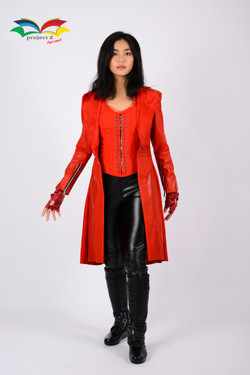 Scarlet Witch costume fullbody