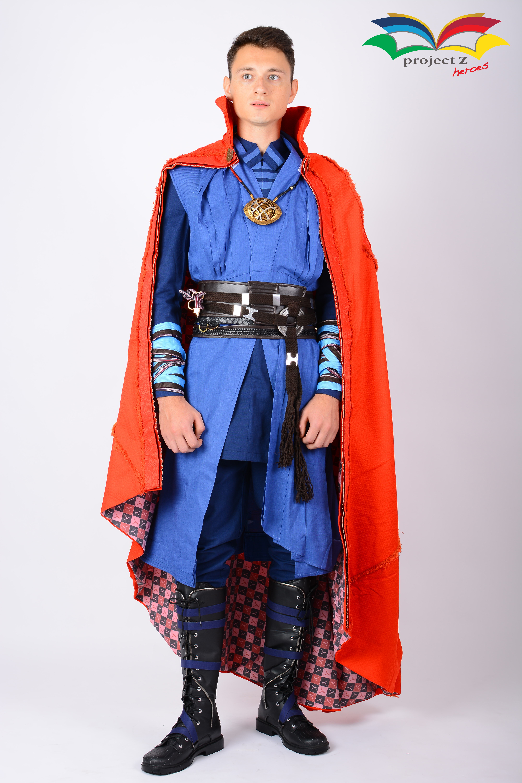 Dr Strange costume 2