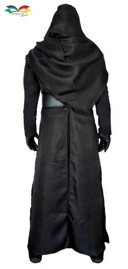 Kylo Ren costume back fullbody