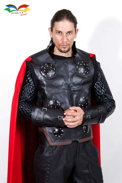 ชุดซุปเปอร์ฮีโร่ธอร์ Superhero costume T