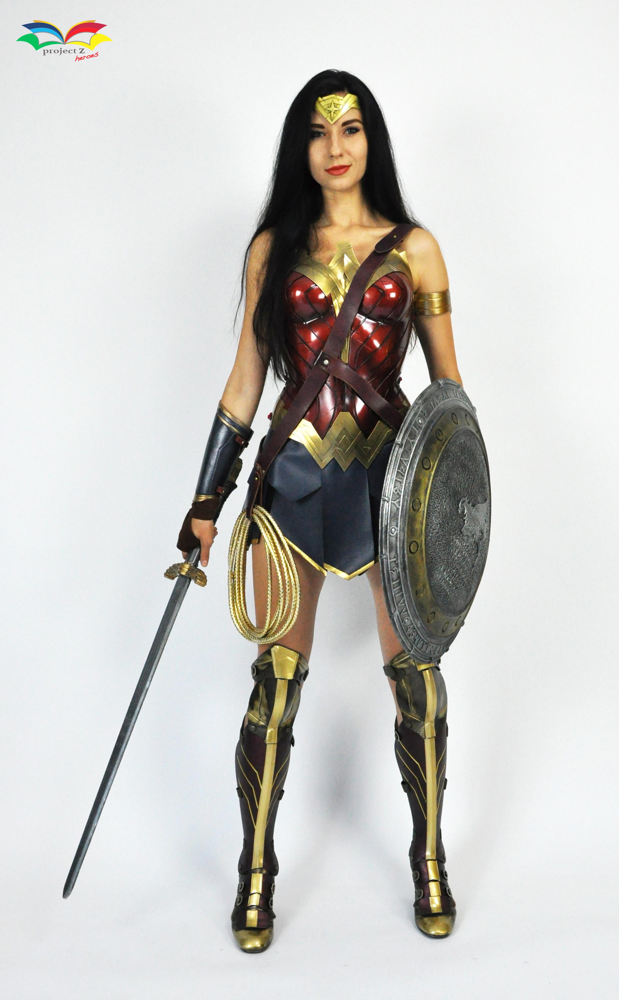 ชุดซุปเปอร์ฮีโร่ ชุด Wonder Woman Superh