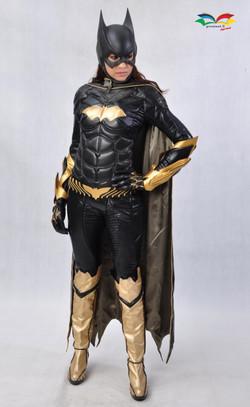 Batgirl costume full front