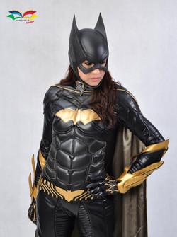 Batgirl csotume closeup front 1