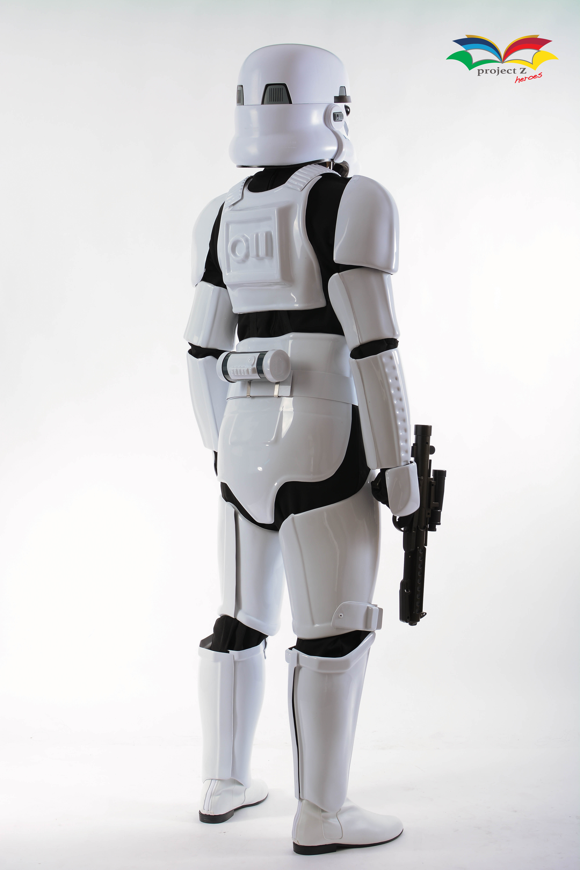 stormtrooper costume back