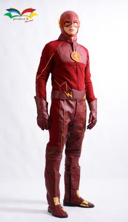 Flash costume 1