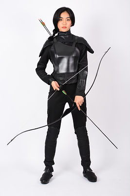 mocking jay katniss everdeen costume