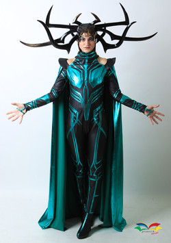 Hela costume fullbody front