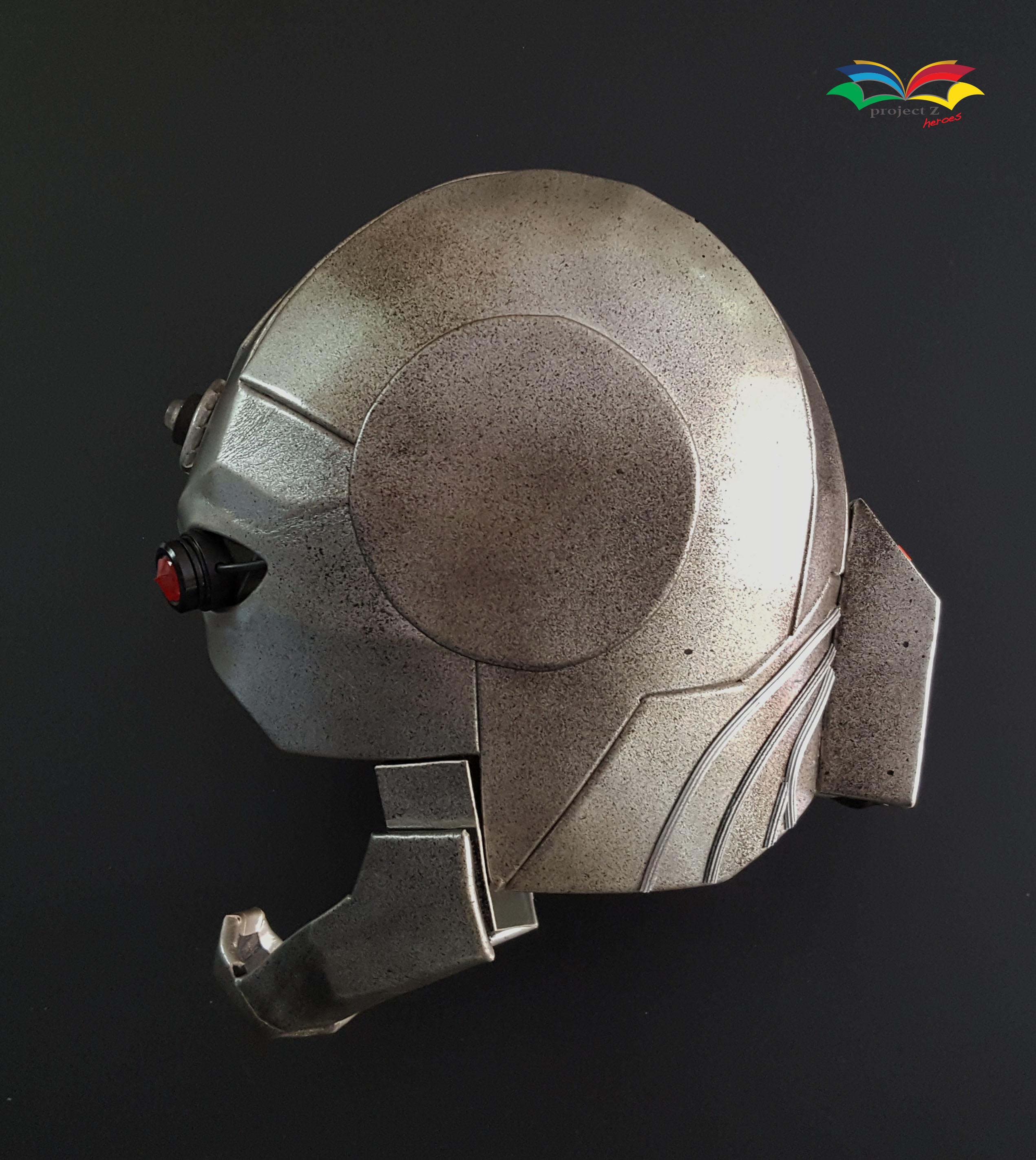 ชุดซุปเปอร์ฮีโร่ superhero costume Cybor