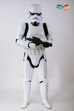 stormtrooper costume front