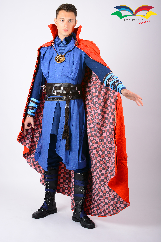 Dr Strange costume 1