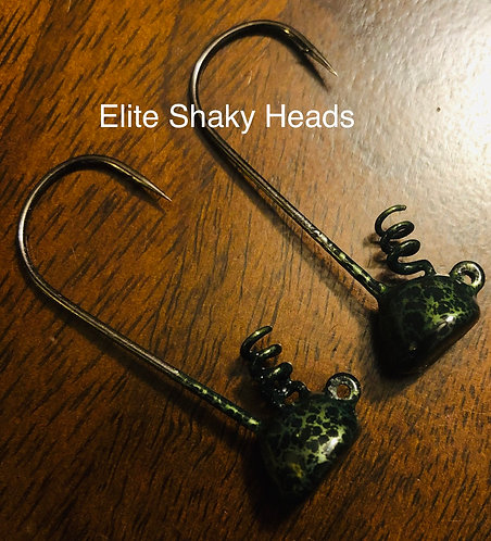 Elite Shaky's XL (2 pack)