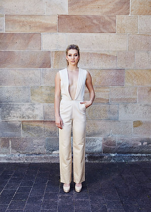 Austere Affair Jumpsuit