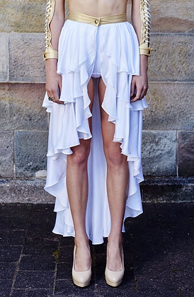 Anassa Tiered Skirt