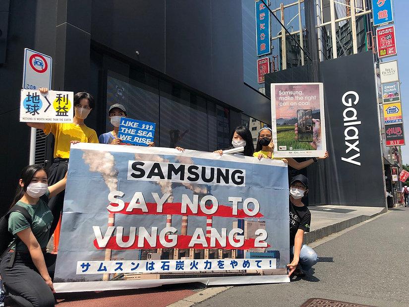 Samsung-coal-protest-tokyo.jpg