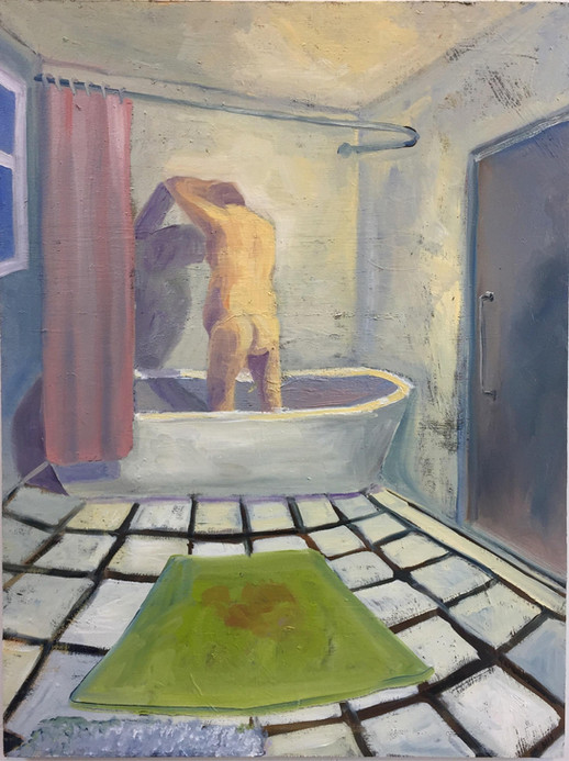 Bill Murray Crying in the Shower