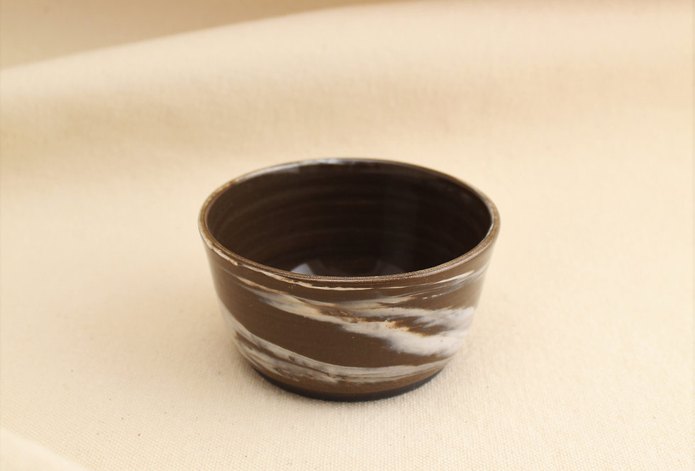 Marbled Tea Bowl