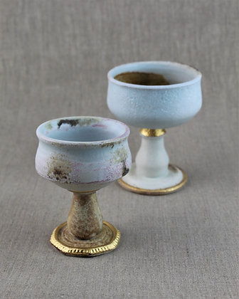 Wood Fired Goblet (Small)