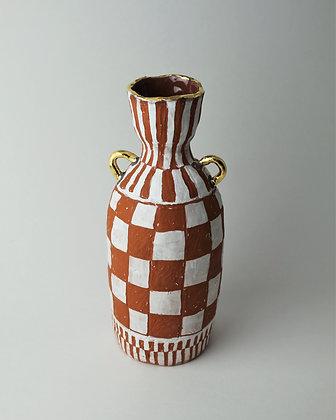 Checkered Amphora