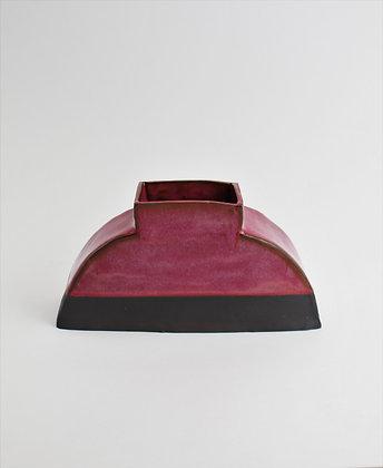 Pink Slab Pot