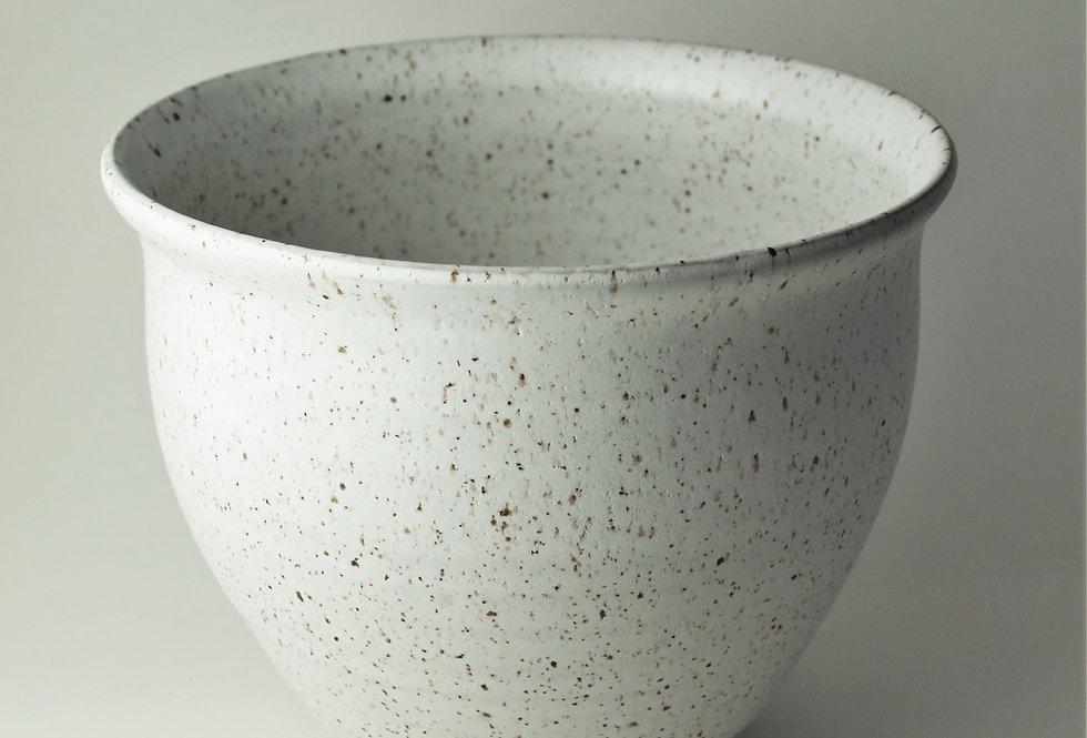 Large Speckled Pot