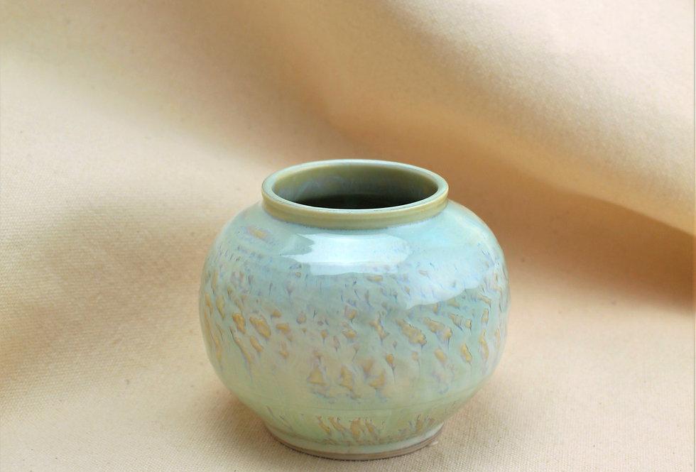 Mint Green Pot