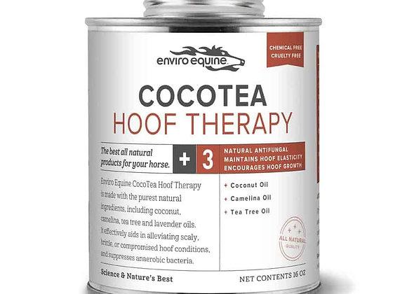 Equine CocoTea Hoof Therapy