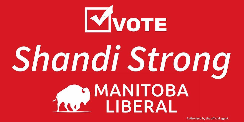 Shandi Strong - Bud, Spud, and Steak!