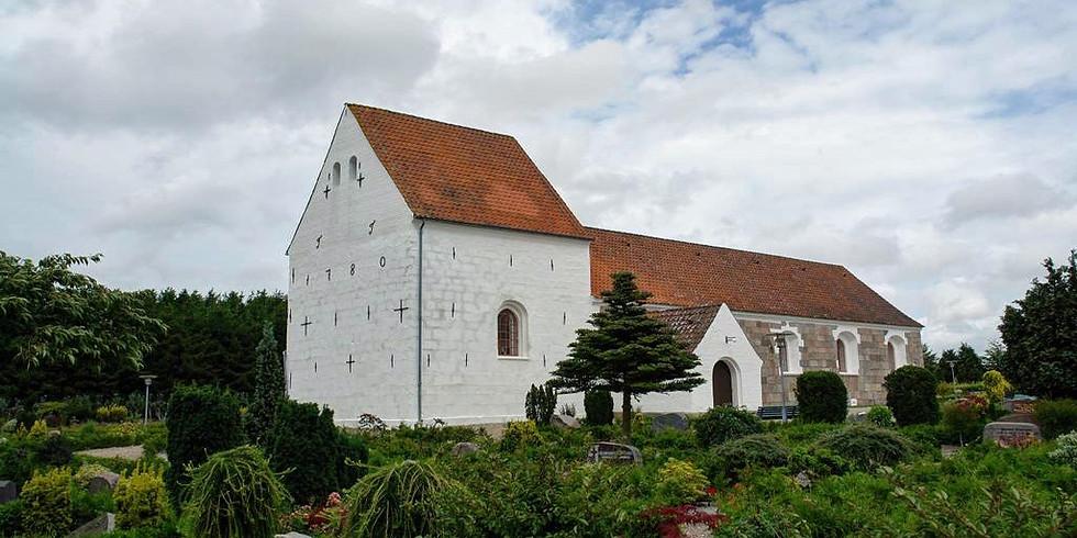 Julekoncert i Klovborg Kirke