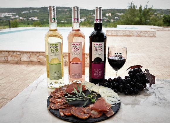 Vinhos Quinta da Tôr Algarve