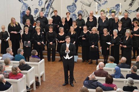 Koncert i Sejs-Svejbæk Kirke