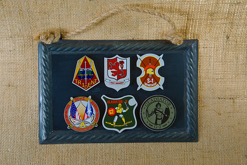 Large Magnets - 1st Regiment, 2nd Regiment, 3rd Regment