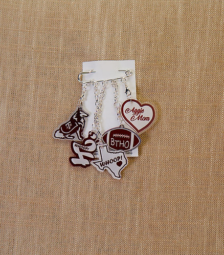 Badges & Charms - Large Pin
