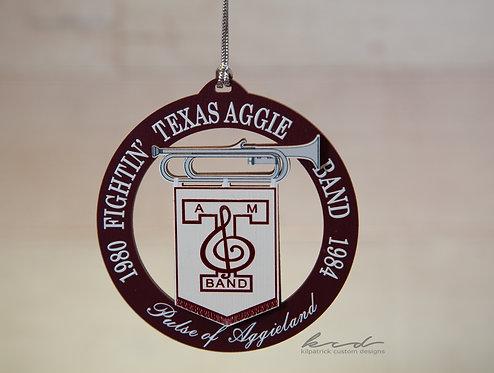 Ornament - Fightin' Texas Aggie Band