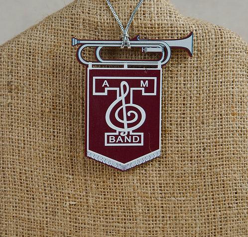 Ornaments - Aggie Band Flag