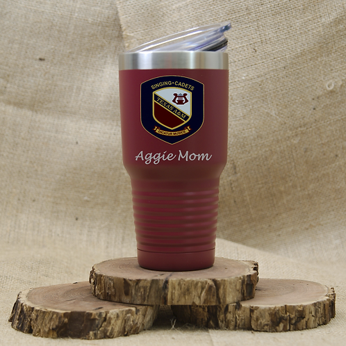 Tumbler - 30 oz - Corps of Cadets