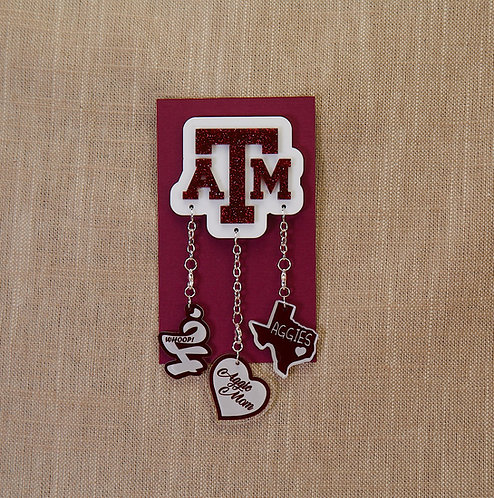 Badges & Charms - Block ATM