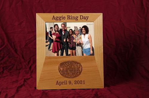 Frame - Custom Aggie Ring
