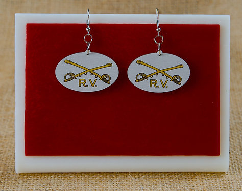 Earrings - Various Corps of Cadets
