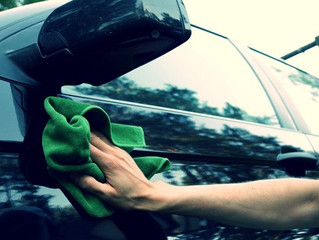 What is a Gecko waterless wash?
