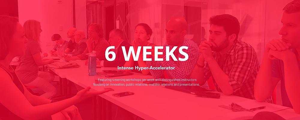 6 Week Hyper-Accelerator